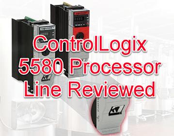 ControlLogix PLC Processors